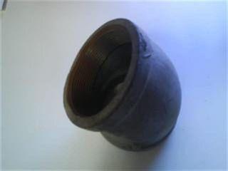 "Elbow 45* F F 2.5"" (65mm)"