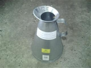 Measure 5 L Galvanised - Certified