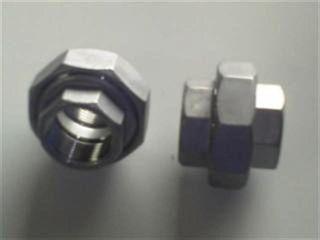 "Union  F F 1.5"" (40mm) Ss - Bsp"