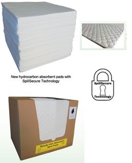 Oil & Fuel Absorbent Pads