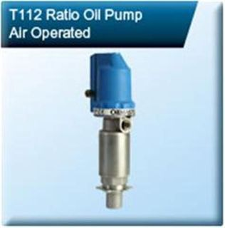 Oil Pump - T112-01  Air Op. - Mcn