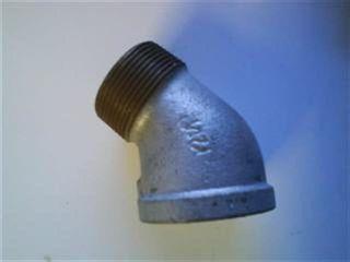 "Elbow M-f 45* 1.5"" (40mm)"