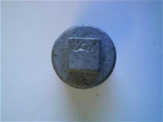 """Plug 1.5"""" (40mm) Galvanised"""