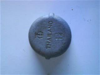 """Cap 1.25"""" (32mm) Galvanised"""