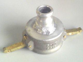 Camlock - Adaptor D A F3in X M1.25in Al