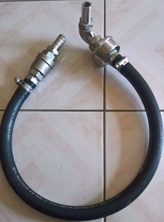 Drum Suction Pipe (205 L) - 3/4inch