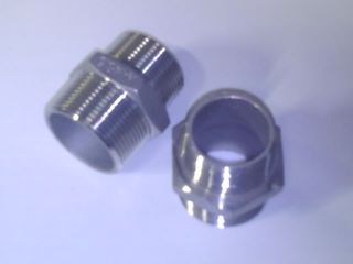 Reducing Nipple 19mm X13mm - S/s