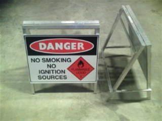 A-frame (aluminium)