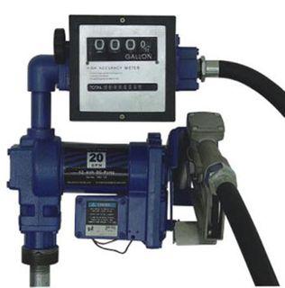 N P E - 12v Pump (76l/m + Meter)