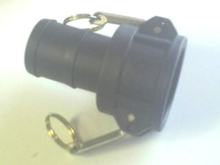 "Camlock C - Coupler 1.5"" - 40mm - Poly"
