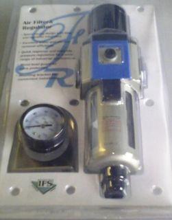 "Air Filter/regulator 1/2"" Bsp (large)"
