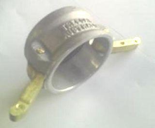 Kamlok - Dust Cap 80mm Aluminium