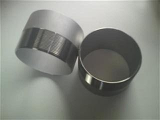 "Hex Weld Nipple 4"" (100mm) - Ss"