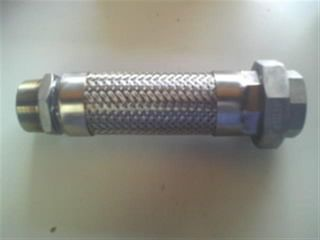 50x300 Stainless Steel Flex Fem X Male