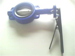 Butterfly Valve - Wafer Body 4in