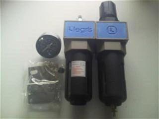 "Air Filter Reg./ Lubr. (1/4"" - 6mm) Lrg"
