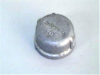 """Cap 1"""" (25mm) Galvanised"""