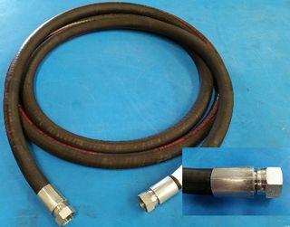 Fuel/oil  S & D  Hose (id38mm X8m ) M/f