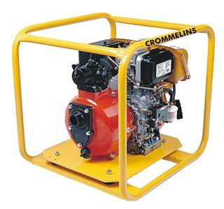 Fire Fighting Pump - 240l/m (diesel)