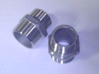 Reducing Nipple 50mm X 40mm - S/s