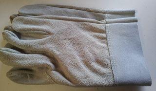 Gloves 27cm Chrome Leather Gen. Purpose
