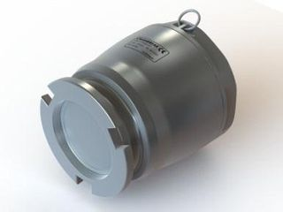 Dry Break Adaptor 2.5inch Bspp - Ss