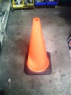 Road Cones 700mm