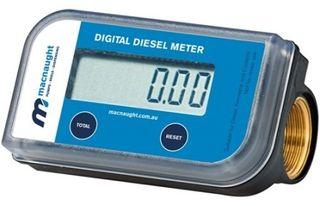 Flowmeter 1in (25mm) Digital All Fuels.