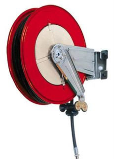 "Grease H Reel Metal (1/4"" Id X 15m)"