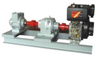 Diesel Engine Powered Pump - 2inch