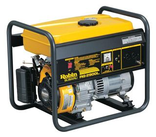 Petrol Powered Generators