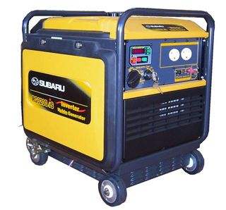 Petrol Generator (3200w)