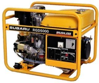 Diesel Generator (4800w)