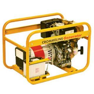 Diesel Generator (2560w) - Hire Pack