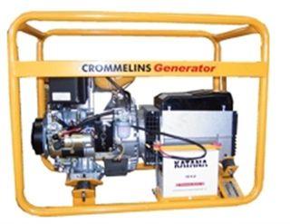Diesel Generator (5500w) - Hire Pack