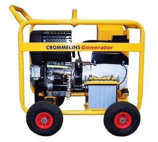 Diesel Generator (6000w) - Hire Pack