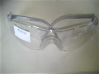 Anti Fog Clear Lensed Safety Glasses