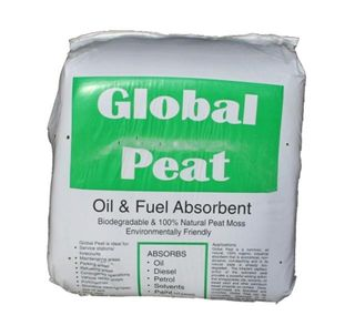 Absorbent Global Peat Oil  - 55 L