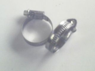 Hose Clamp (25-40mm) W3