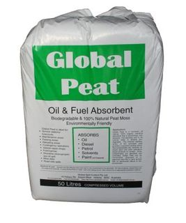 Absorbent Global Peat Oil  - 92 L