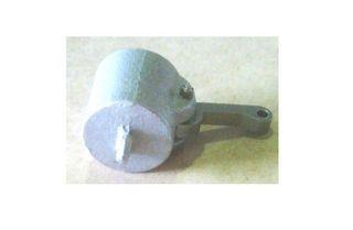"Camlock Dust Cap (1/2"" - 15mm) - Al"