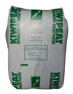Absorbent Global Peat Oil  - 185 L