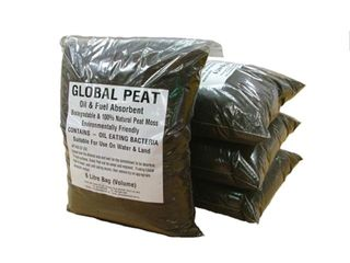 Absorbent Global Peat Oil  - 7 L