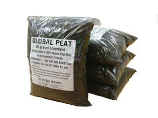 Absorbent Global Peat Oil  - 7 L