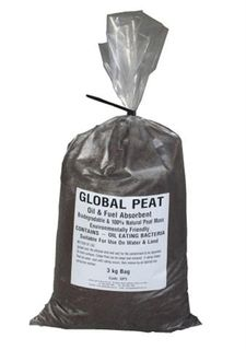 Absorbent Global Peat Oil  - 15 L