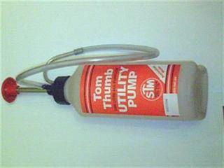 Thumb Pump (utility Pump)  -  1 L