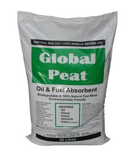 Absorbent Global Peat Oil  - 30 L