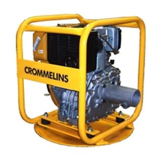 Concrete Drive Units - 5.4hp 3in (75mm)