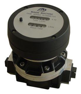 Flowmeter - Oval Gear Meter - 2inch