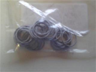 O-ring   - Z V A Spout (ulp & Diesel)